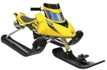 Снегокат Snow Moto Ski Doo  yellow (Сноу Мото Ски Ду))